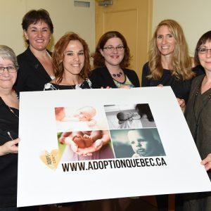 Lancement du portail sur l'adoption
